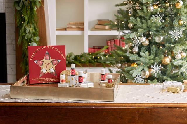 Workshop: Weihnachtliche Kosmetik mit ätherischen Ölen