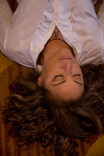 Erfrischung gefällig? –> Gletscherschock Massage