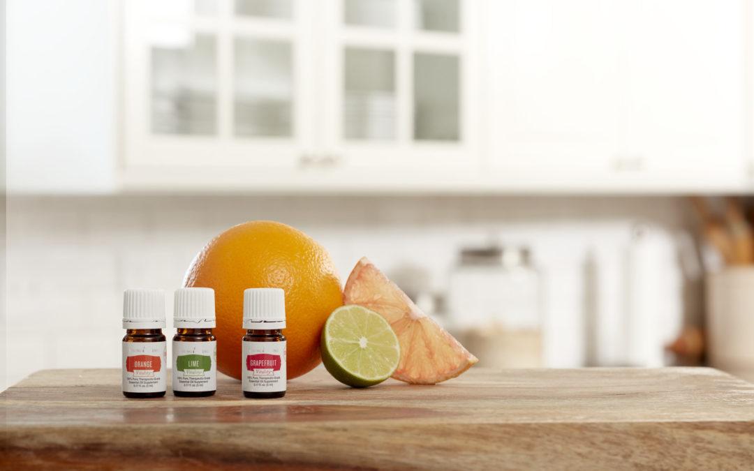 Ätherische Öle in der Aromaküche