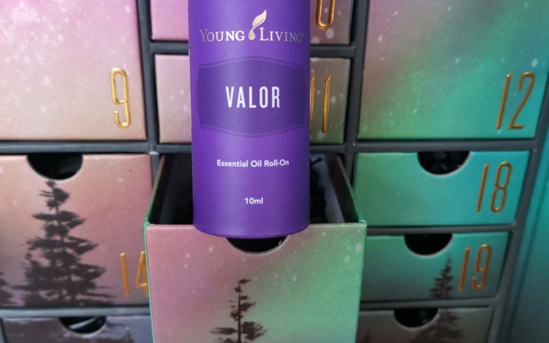 Valor Öl – das ätherische Öl für Mut, Kraft und Stärke