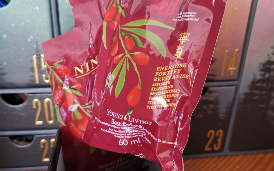 NingXia Red Saft – Ninja Power für unterwegs