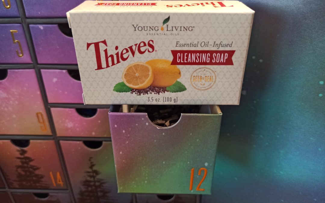 Thieves Seife – weg mit dem Dreck
