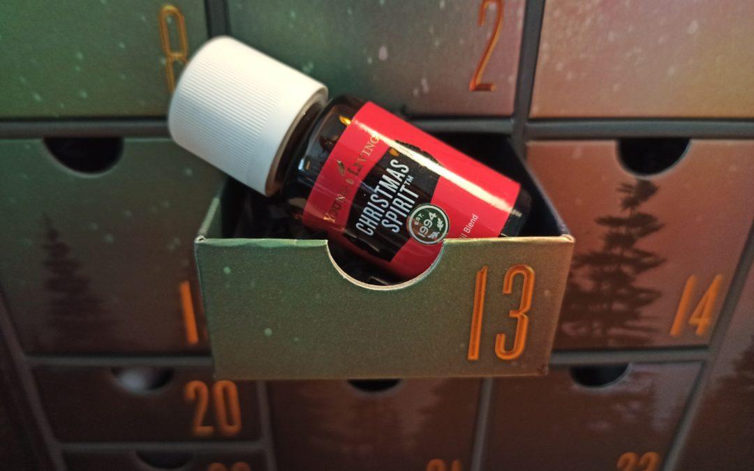 Christmas spirit – das ätherische Öl für Licht