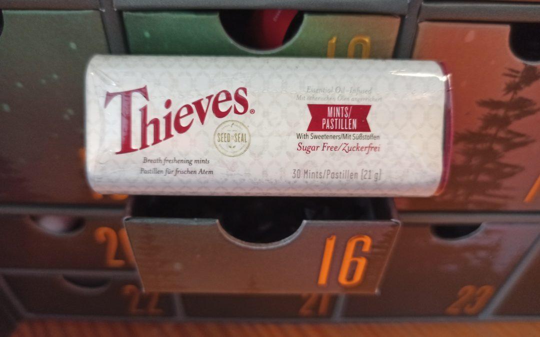 Thieves Öl Mundpastillen – Dufte Mundplege GASTBEITRAG